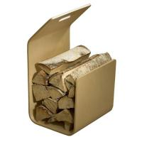 Особенности установки  каминов с дровяным топливом.