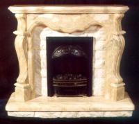 Мраморные камины в различных стилях